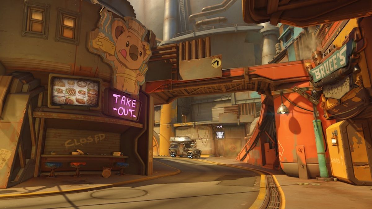 New Overwatch Map Takes Esports Fans to Junkertown